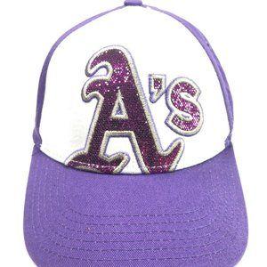 MLB Oakland Athletics CHILD Purple YOUTH